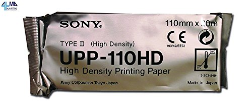 Sony UPP-110HD - Papel 20 m