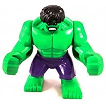 LEGO Marvel Avengers Super Heroes Minfigure - Hulk with Purple Pants (2014) by Marvel