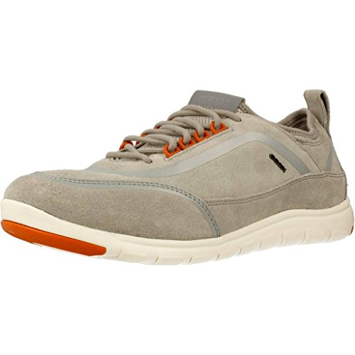 Geox U Xunday 2fit B, Low-Top Chaussures Homme