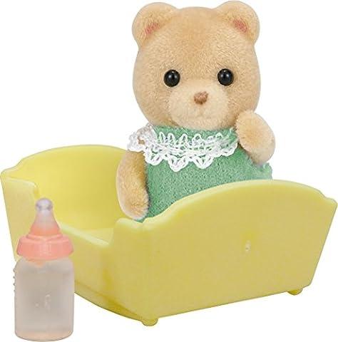 Sylvanian Families - Bear Baby - 5073 - New