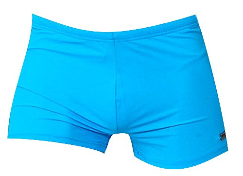 BOSS Badepant Blau