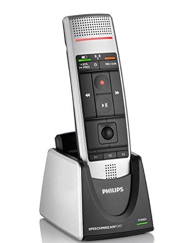 Philips Digital Docking Station - Philips LFH3020 SpeechMike Air kabelloses Diktiermikrofon