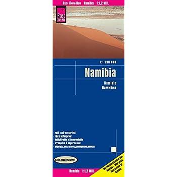 Namibia : 1/1 200 000