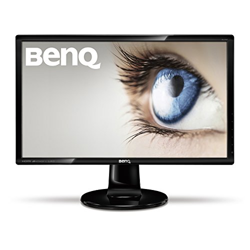 BenQ GL2760H LED TN 27 inch W Monitor 1920 x 1080, 16:9, 1000:1, 12M:1, 2 ms GTG, DVI, HDMI - Glossy Black