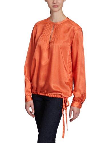 Jacques Britt Damen Bluse, 61.222622-61 Orange (Mango)