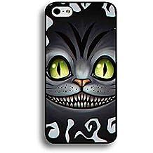 Niedlich Cheshire cat de Alice in Wonderland–Carcasa para iPhone 6(S) 4.7zolls, plástico protección iPhone 6(S) 4.7zolls móvil