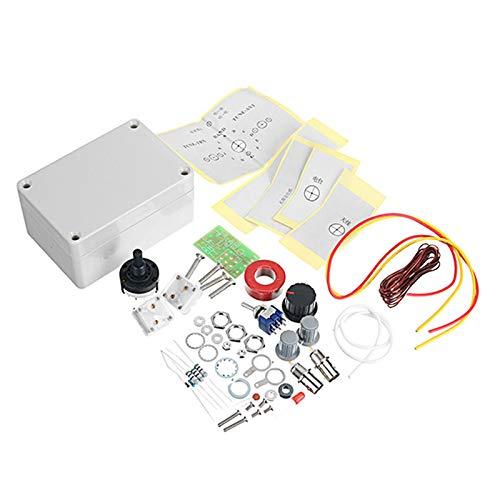 ACAMPTAR 1-30Mhz Led Vswr DIY Kit Sintonizador Antena