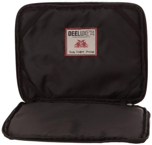 Deeluxe - Brixton, Custodia per pc portatile Unisex - Adulto Nero (Noir (Visuel A))