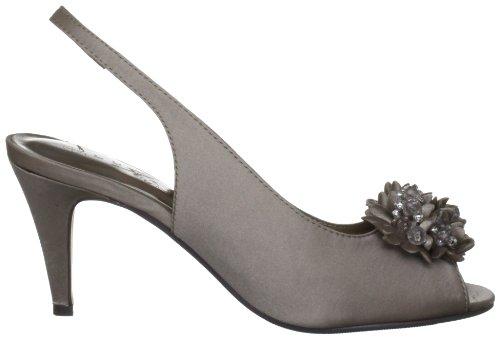 Lunar Flr081, Scarpe col tacco donna Marrone (Braun (Taupe))
