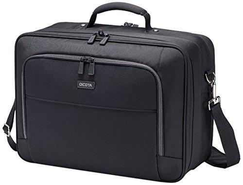 DICOTA Multi Twin Eco D30910 Notebooktasche von 35,6 cm (14 Zoll) bis 39,6 cm (15,6 Zoll)