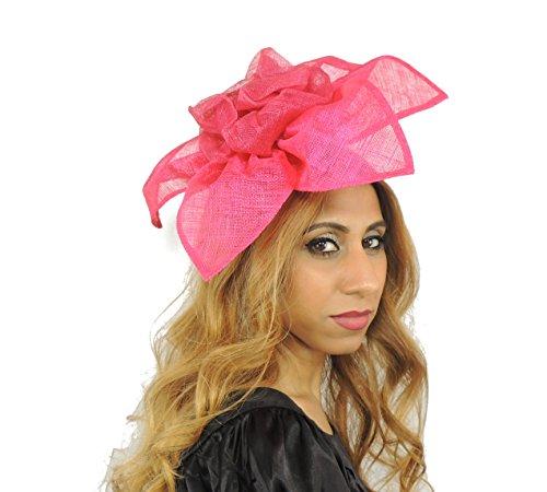 Hats By Cressida - Capeline - Femme taille unique Jaune - Jaune citron