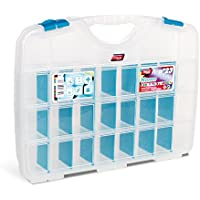 Tayg Toolbox 23 Home/388 x 290 x 61 mm/up to 26 compartments/Clear Blue, Clear, 023590 preiswert