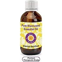 Pure Wormwood Essential Oil 15ml (Artemisia absinthium) 100% Natural Therapeutic Grade (0.507 oz)
