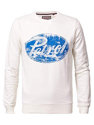 Petrol Industries Sweater Logo Vintage -