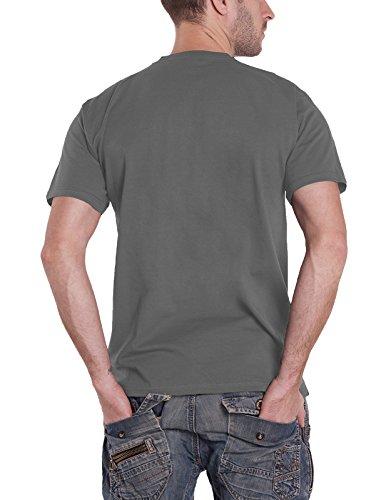 Twenty One Pilots T Shirt Goner Arch Box Band Logo offiziell Herren Nue Charcoal Schwarz