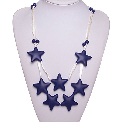 pueri-azul-purpureo-collar-de-lactancia-mordedor-de-silicona-seguro-sin-bpa-modelo-de-estrella-hermo