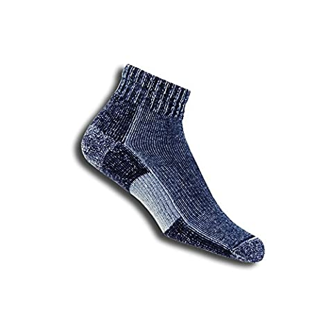 Thorlo Trail Runner Mini Crew Socks - Charcoal, Medium