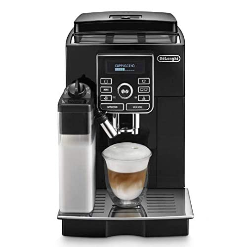 41utpVAQ3KL. SS500  - De'Longhi Fully Automatic Bean to Cup Coffee Machine ECAM25.462.B, 220 W