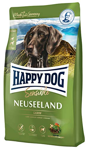 Happy Dog Hundefutter 3533 Neuseeland 4 kg
