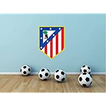 Atletico Madrid FC Spain Soccer Football Sport Home Decor Art Wall Vinyl Sticker 63 x 48 cm