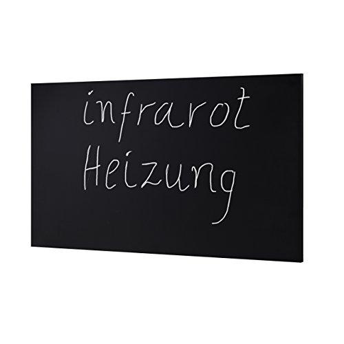 Infraworld Infrarot Heizung Living Blackboard 510 Wandheizung Gr. 1000x600x30 mm