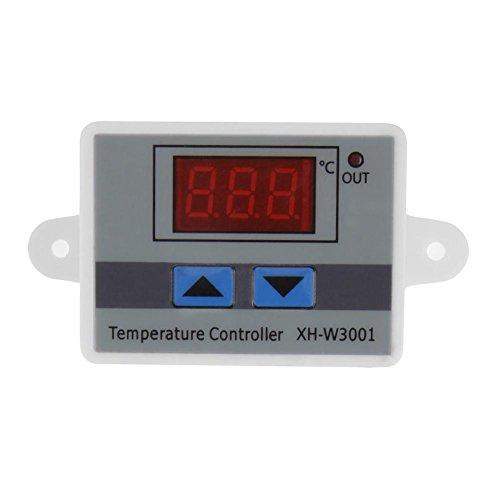 -50~110℃ - Termostato Digital LED Interruptor de Control de Temperatura 220V/1500W