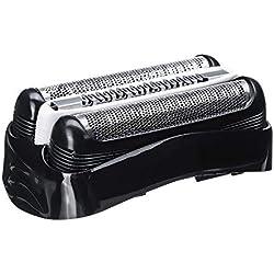 Anself Lame de rechange pour rasoir, lame 32S pour rasoir électrique Braun Series 3 320S 3010S 3000S 300S 3020S 310S pour BRAUN