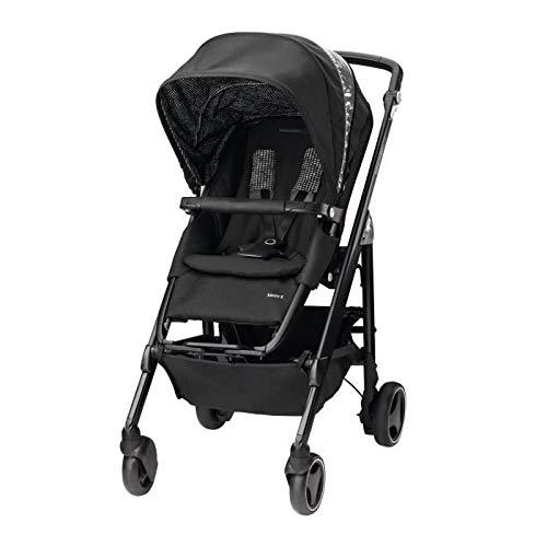 Bébé Confort - Cochecito para recién nacidos Loola, en color negro