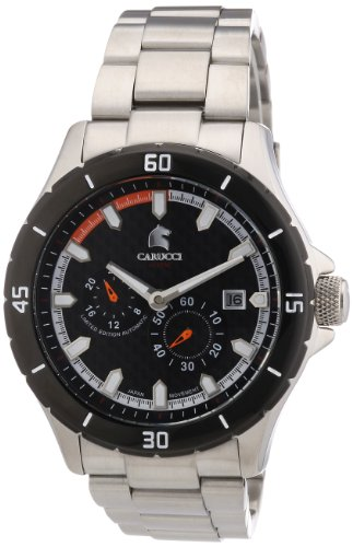 Carucci Watches Men's Watch CA2187ST-OR