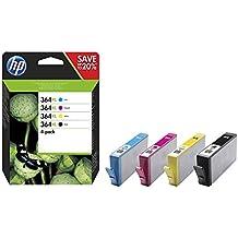 HP Combo Pack confezione da 4 cartucce
