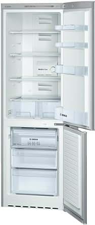 Bosch KGN36NL20 Réfrigérateur Combiné Pose Libre 287 L Classe: A+ Inox / Argent