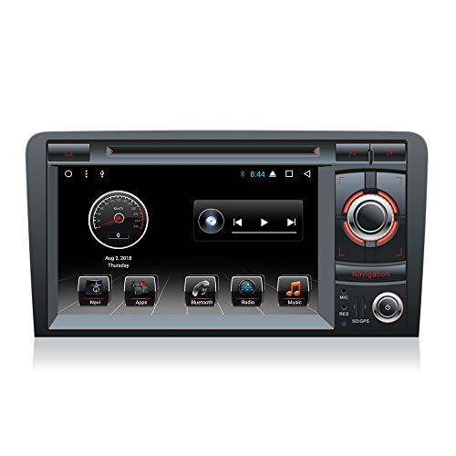IPS DSP Android 8.1 Octa Core Autoradio Car DVD Multimedia Player GPS...