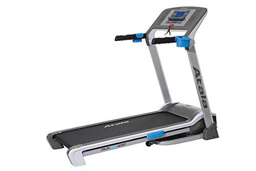 ATALA Teppich Elektro RUNFIT 400 0410035400 Silber Heim-Fitness-Platz sparend