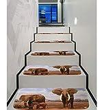 YZ-YUAN 5 Satz Stufenmatten Treppen...