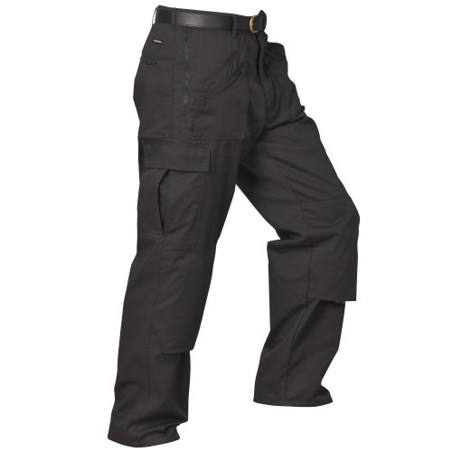 Price comparison product image Portwest Mens Action Workwear Trousers (S887) / Pants (36 x Long) (Black)