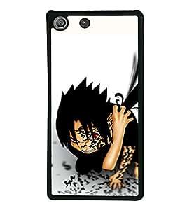 printtech Anime Cartoon Character Back Case Cover for Sony Xperia M5 Dual E5633 E5643 E5663 , Sony Xperia M5 E5603 E5606 E5653