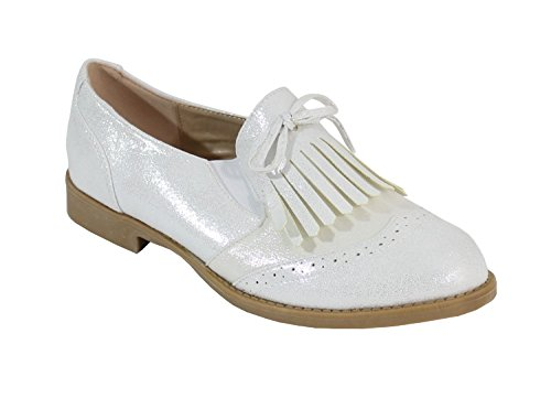 By Shoes - Scarpe stringate basse Donna White