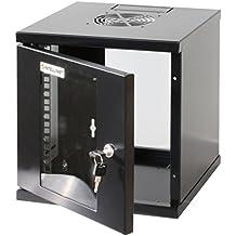 Intellinet 711692 - Armario para servidor (6U, 300 x 300 x 320 mm), negro