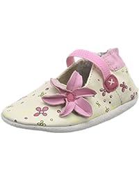 Robeez Flower Power, Chaussures de Naissance Bébé Fille