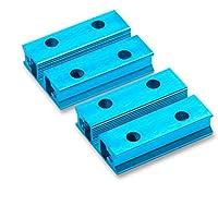 Makeblock 0824-032-Blue Slide Beam - Lámpara de techo (2 unidades)