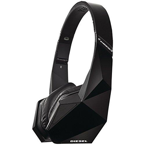 Monster Diesel VEKTR OnEar Designer-Kopfhörer mit ControlTalk Universal schwarz