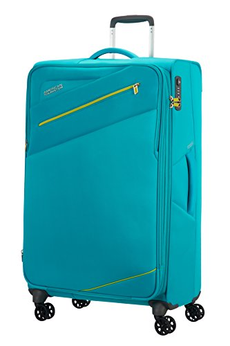 american-tourister-pikes-peak-4-roues-80-30-extensible-valise-80-cm-110-l-aero-turquoise