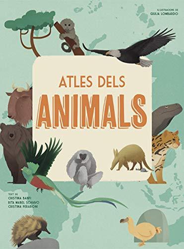 ATLES DELS ANIMALS (VVKIDS) (Vvkids Atlas del Mundo)
