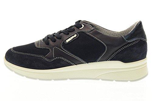 ENVAL SOFT scarpe donna sneakers basse 79542/00 Blu