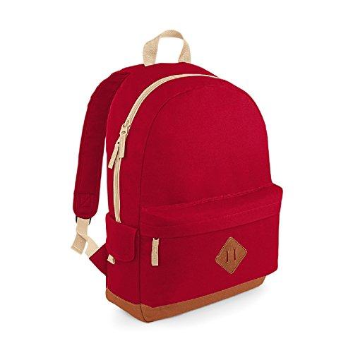 BagBase, Sac à dos loisirs Mixte Rouge Rouge classique taille unique