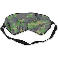 Material Camouflage 99% Eyeshade Blinders Sleeping Eye Patch Eye Mask Blindfold For Travel Insomnia Meditation preisvergleich bei billige-tabletten.eu