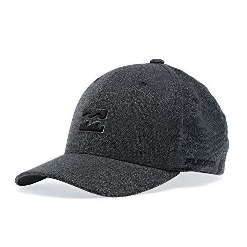 Imagen de billabong all day flexfit  de béisbol, hombre, negro black 19 , one size tamaño del fabricante u