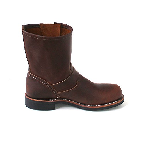 Red Wing Shoes, Bottes pour Femme Braun (copper rough tough)