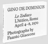Gino De Dominicis, «Lo Zodiaco». Catalogo della mostra (Roma, 4-8 aprile 1970). Ediz. italiana e inglese