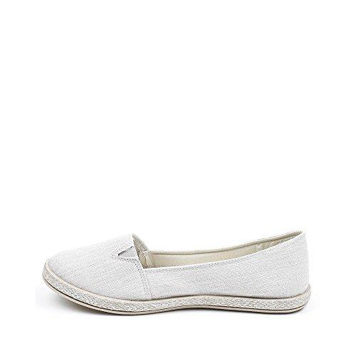 ... Ideal Shoes, Damen Slipper & Mokassins Beige ...